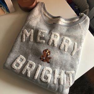 Merry & Bright Christmas Sweater 🎄